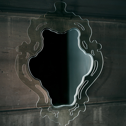Rokokò | Miroirs | Glas Italia