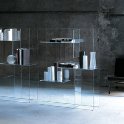 Transfix | Display cabinets | Glas Italia