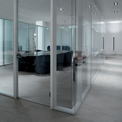 Walltech | Room Partitioning System | Trennwandsysteme | Estel Office