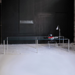 Steel | Conference tables | Glas Italia