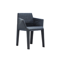Facett carver chair | Chairs | Ligne Roset