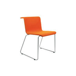 Tab Chair | Visitors chairs / Side chairs | BULO