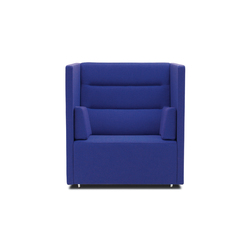 Float high armchair | Poltrone lounge | OFFECCT