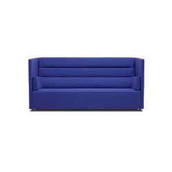 Float high sofa | Lounge sofas | OFFECCT