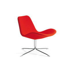 Spoon Low easy chair | Fauteuils d'attente | OFFECCT