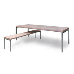 BB Table and Bench | Mesas comedor | spectrum meubelen
