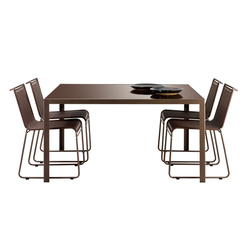 Dats 74 table | Dining tables | Bivaq