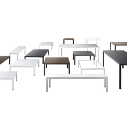 Dats low table | Tables basses de jardin | Bivaq