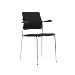 Alonso | Visitors chairs / Side chairs | Mitab