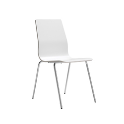 Amanda | Visitors chairs / Side chairs | Mitab