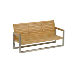 Ninix NNX 140 bench | Garden benches | Royal Botania