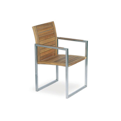 Ninix NNX 55 chair | Garden chairs | Royal Botania