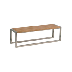 Ninix NNX 120 bench | Garden benches | Royal Botania