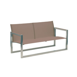 Ninix NNX 154 T Low Bench | Garden benches | Royal Botania