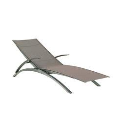 O-Zon OZN 195 chaise longue | Méridiennes de jardin | Royal Botania