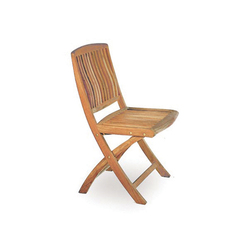 Del Rey DEL 47 Folding Chair | Garden chairs | Royal Botania