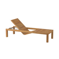 Ixit 195 Loungechair | Sun loungers | Royal Botania