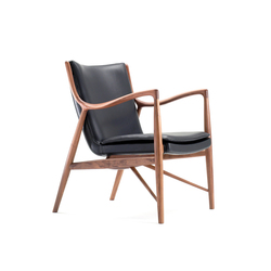 45 Chair | Poltrone lounge | House of Finn Juhl - Onecollection