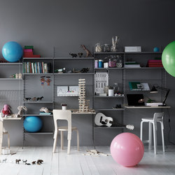 string system | Regalsysteme | string furniture