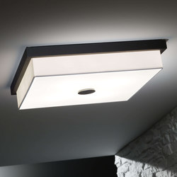 Kuadrat ceiling light | General lighting | BOVER