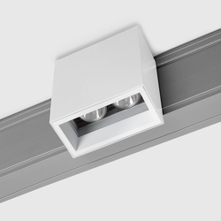 Prologe 80 on-Regule Double | Track lighting | Kreon