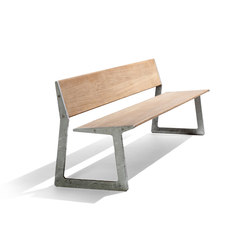 Bird Bench | Bancs de jardin | Tribu