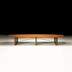 África banco | Upholstered benches | Tresserra