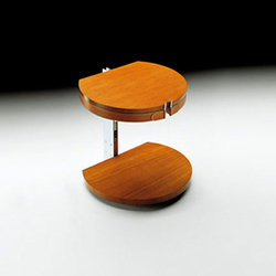 Fly mesa | Side tables | Tresserra