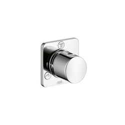 AXOR Citterio M Trio|Quattro Shut-off and Diverter Valve for concealed installation DN20 | Bath taps | AXOR