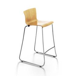 Olimpia | Bar stools | De Padova