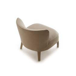 Febo | Lounge chairs | Maxalto