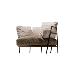 dehors outdoor armchair 370 | Sillones | Alias