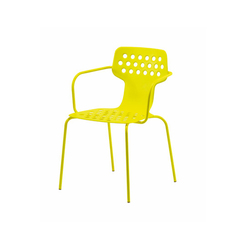 open chair 080 | Garden chairs | Alias