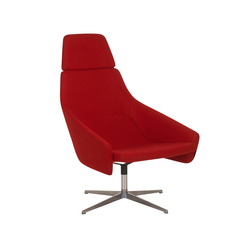 Wrap swivel base | Lounge chairs | Modus