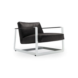 Gaston armchair | Lounge chairs | Poliform