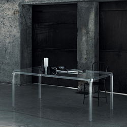 Oscar | Dining tables | Glas Italia