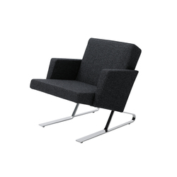Satyr Armchair with armrest | Lounge chairs | ClassiCon