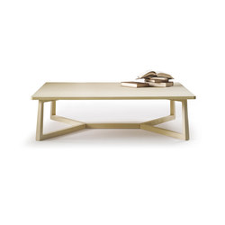 Jiff low table | Lounge tables | Flexform