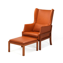 Wing Back Chair 50 | Poltrone | Rud. Rasmussen