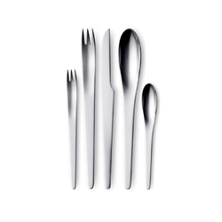 Arne Jacobsen Cutlery | Cubertería | Georg Jensen