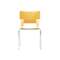 Puro | 4-legged general purpose chair | Sedie multiuso | Züco