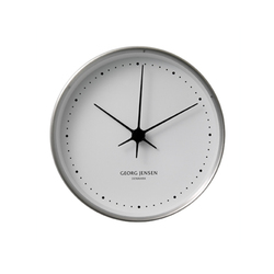 Koppel Clock Ø 22 cm | Horloges | Georg Jensen
