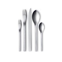 Jean Nouvel Cutlery | Cubertería | Georg Jensen