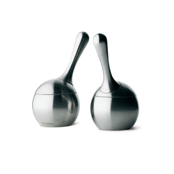 Twist salt & pepper | Salt & pepper shakers | Georg Jensen