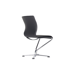 Riola | Conference swivel chair | Sillas de conferencia | Züco