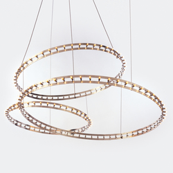 Citadel Composition Suspended Lamp | Suspended lights | Quasar