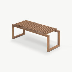 Cutter Bench 120 | Bancs | Skagerak