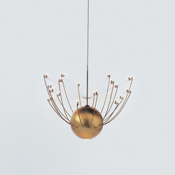 Ork Grande Suspended Lamp | General lighting | Quasar