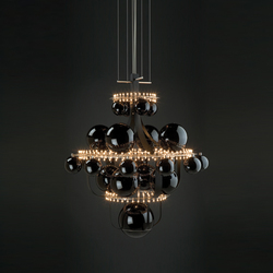 Royal BB suspended lamp | Illuminazione generale | Quasar