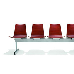 Baby/P4 | Beam / traverse seating | Parri Design